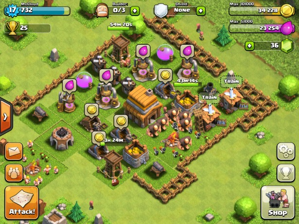 clash of clans hack download