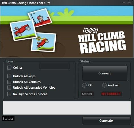 Hill Climb Racing Trucchi